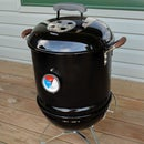 Mini Combo Grill and Smoker