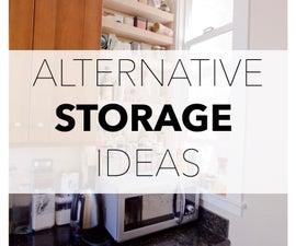 9 Alternative Storage Ideas