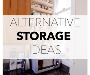 9 Alternative Storage Ideas