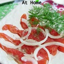 How To Make Cured Salmon (Gravlax)