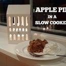 Apple Pie in a Slow Cooker