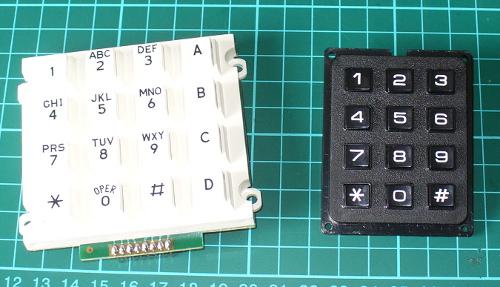Picture of Arduino Tutorial - Numeric Keypads
