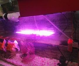 Aquarium Controlling and Monitoring Using Arduino + 1sheed
