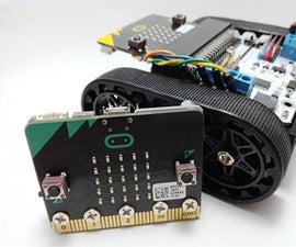 Make a Caterpillar Car With Elecfreaks Motor:bit