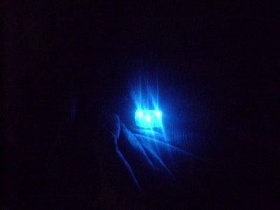 Bike Reflector Light