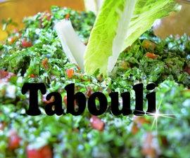 Tabouli (Syrian Salad)