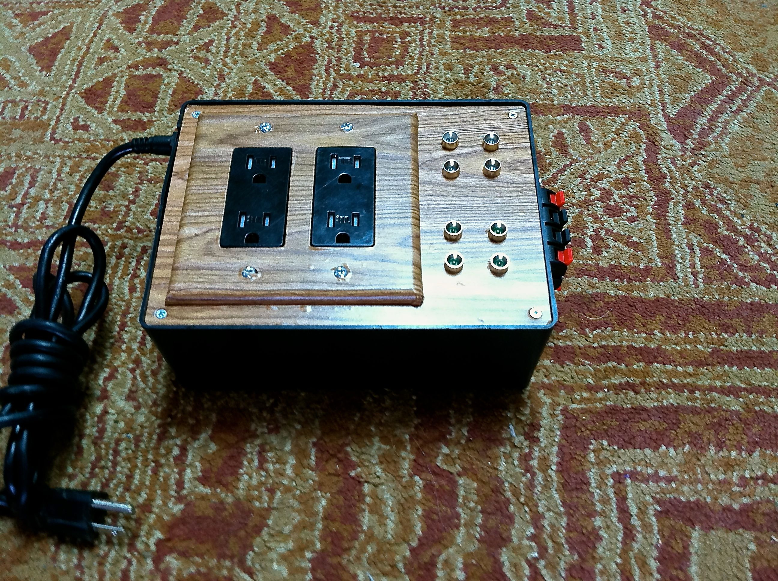 Picture of Plugduino - Arduino Based 120 Volt Outlet Controller