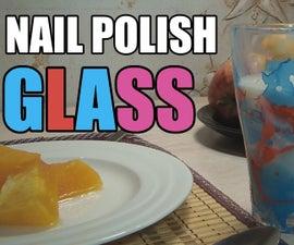Nail Polish Glass