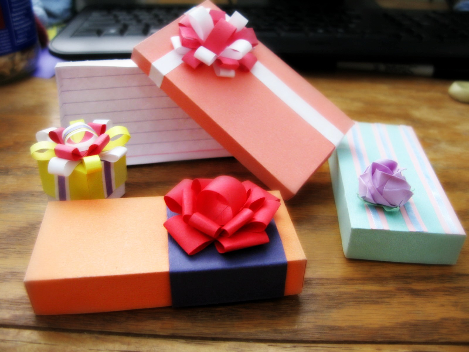 Quick Easy Index Card Boxes 5 Steps With Pictures
