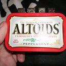 COMBO USB DRIVE WITH ALTOIDS CAN