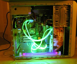 Home Made PC water cooling
