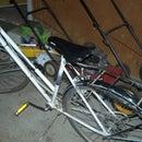 Make a speaker bike