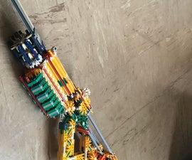 Shotgun Turret for the TR8! (BUILD)