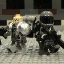 LEGO Space Marine & Halo ODST