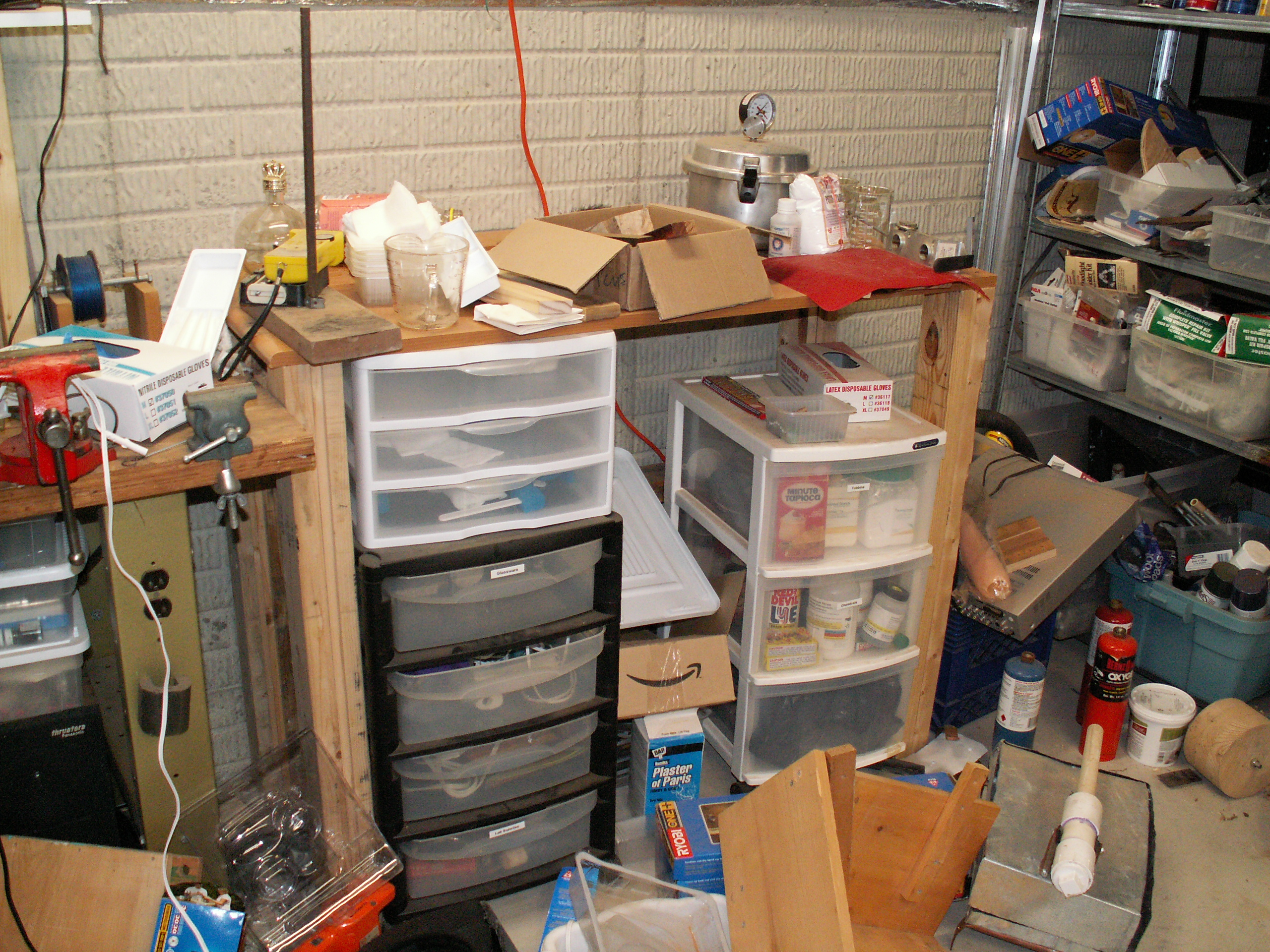 Picture of My Workshop