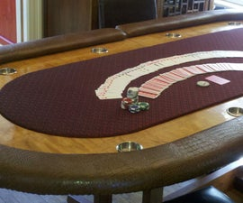 Justin's Poker Table Topper