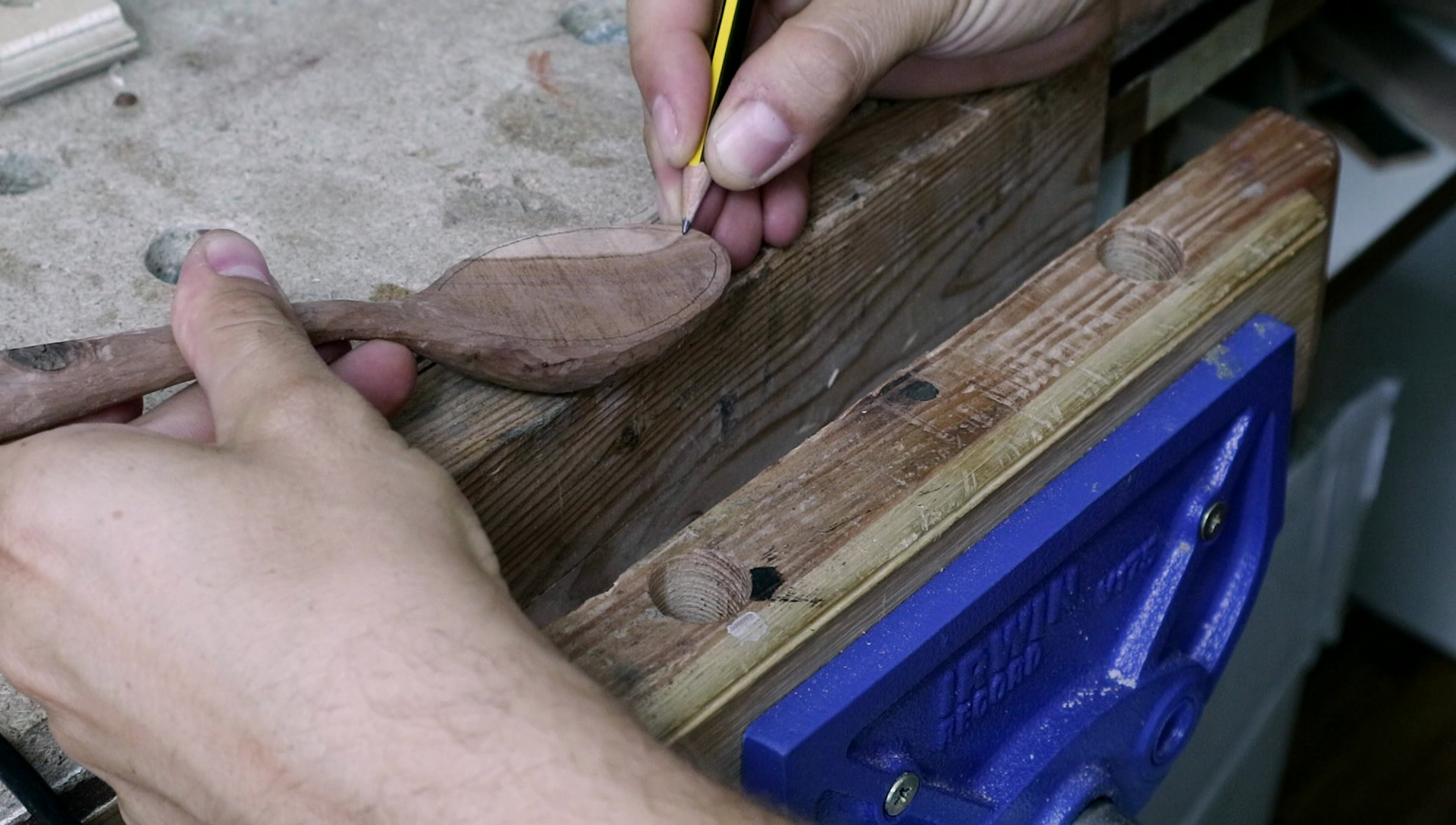Picture of Shaping the Bows