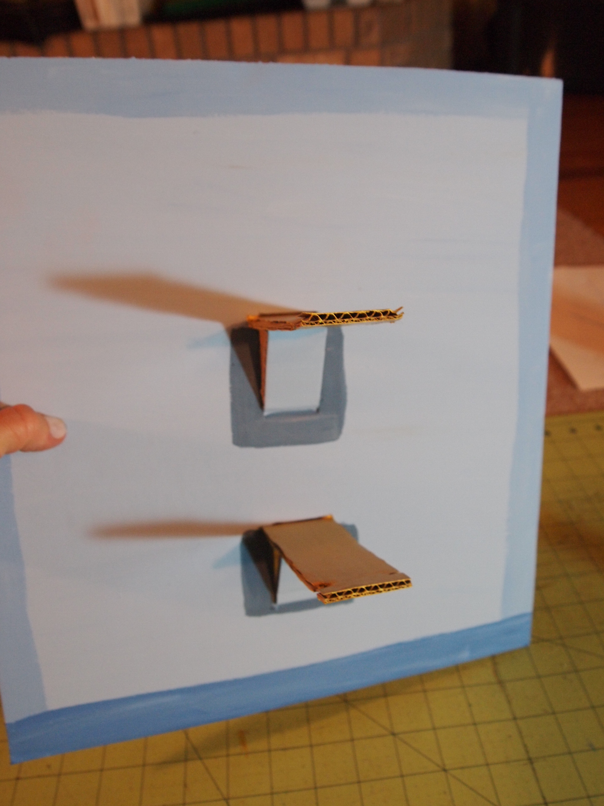 Picture of Painting and Mounting Brackets