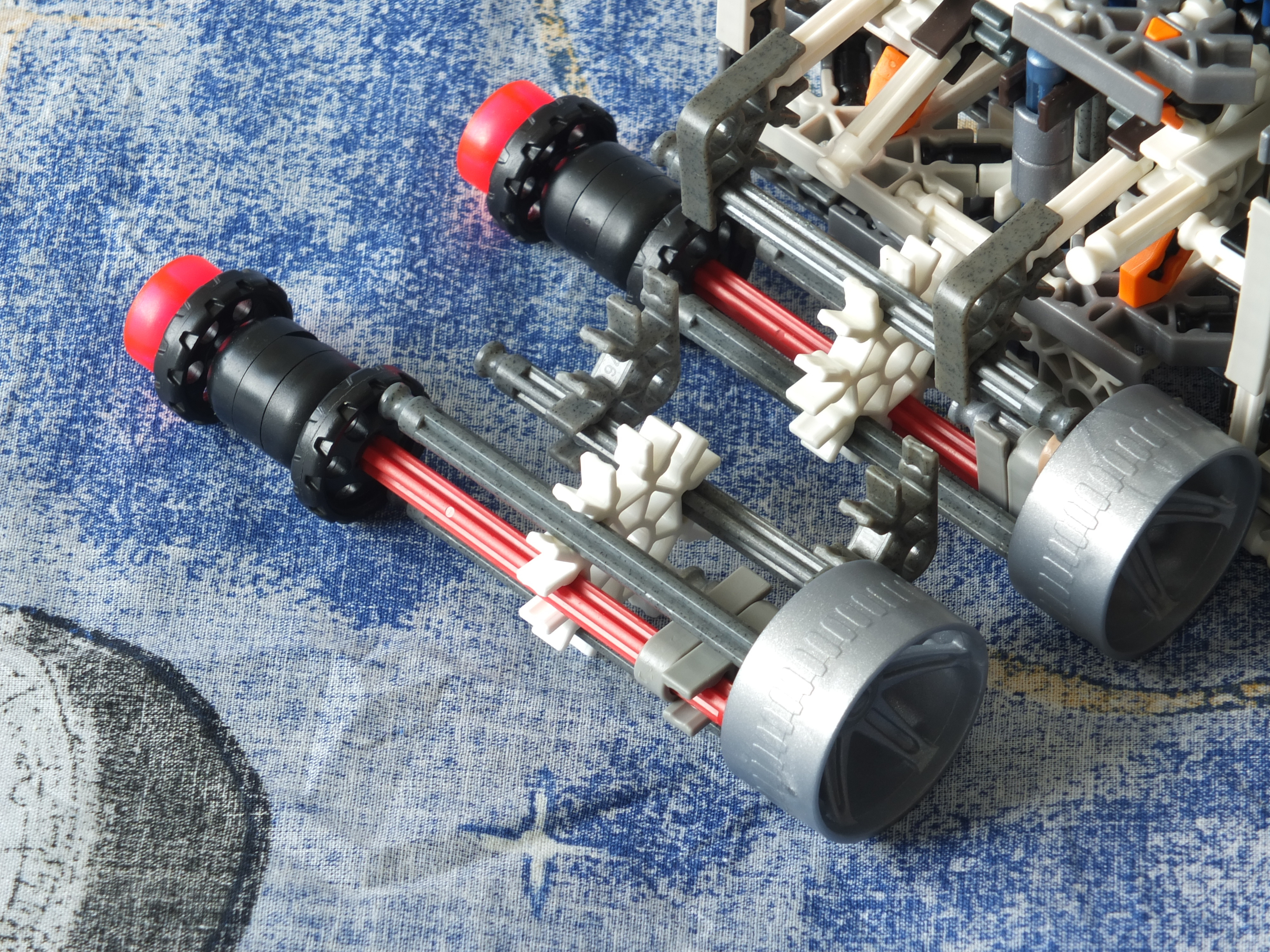 Picture of Quadruple X-Wings