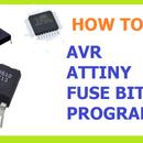 How to Program ATMEGA 8,16,328 Attiny and Fuse Bit