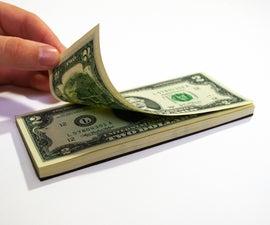 $2 Bill Pad