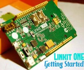 Linkit ONE Setup Guide