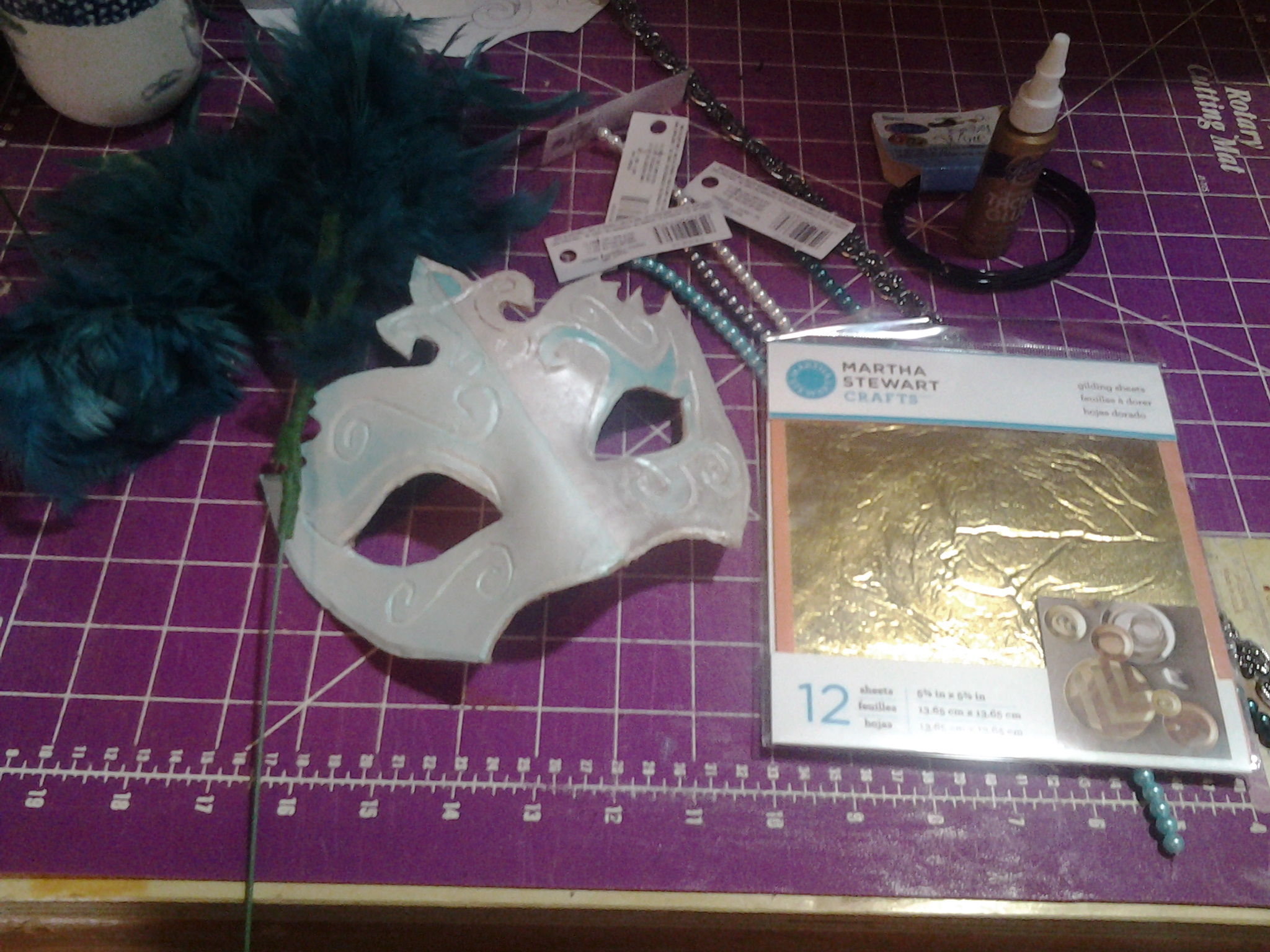 Picture of Gathering Your Embellishments to Decorate