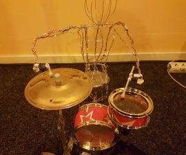 Arduino Drum Man