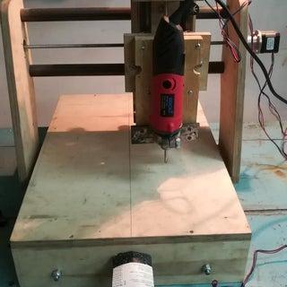 Low Budget CNC