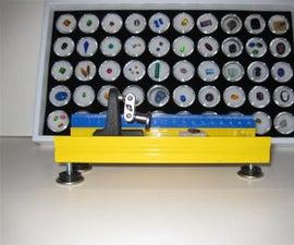 Magnetic Gem & Mineral Float Tester