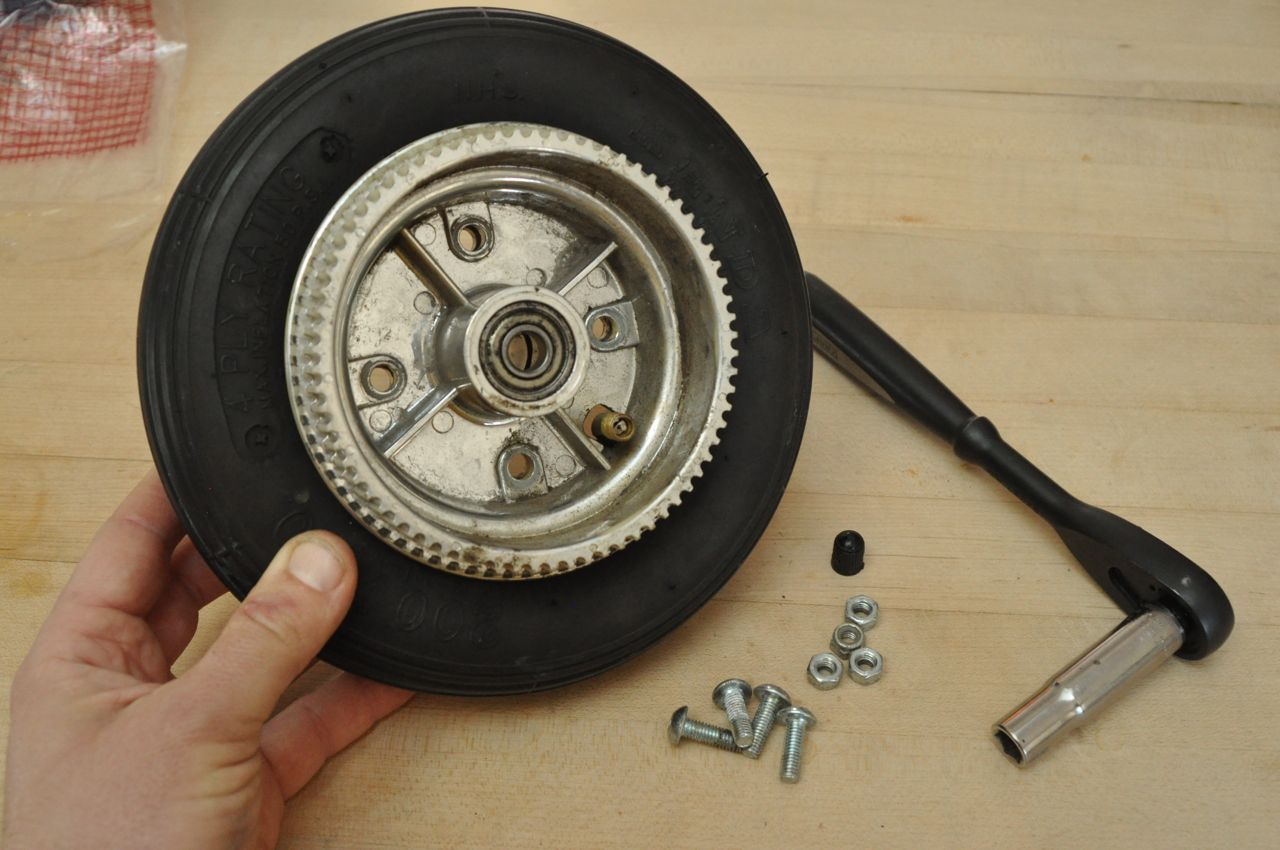 Picture of Spiked Wheel