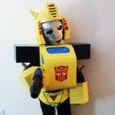 G1 Transformers - Bumblebee Costume