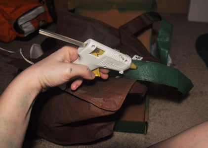 Flamethrower Backpack - Part 7 - Finish Entire Prop