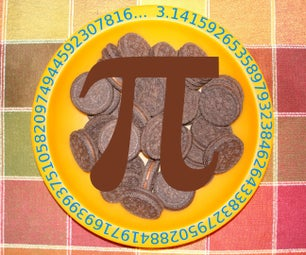 Approximate the Value of Π in Your Kitchen