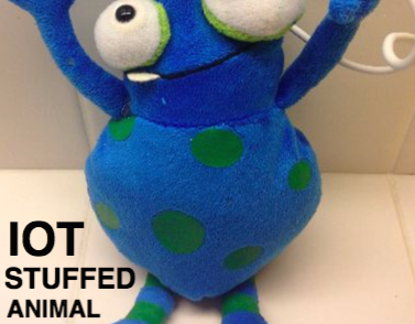 Picture of Interactive IOT Stuffed Animal