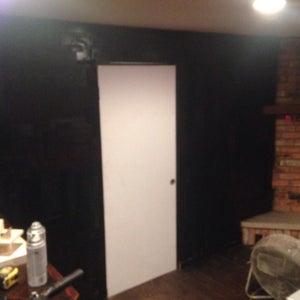 Hey Someones Throwing Away a Door.. I Could Make a Secret Door!