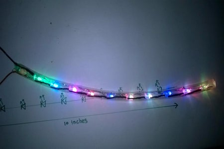 Now Make the Led Strip Waterproof