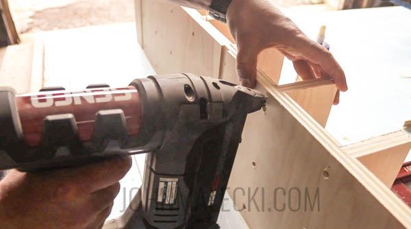 Picture of Pre-Drill & Attach Hangers