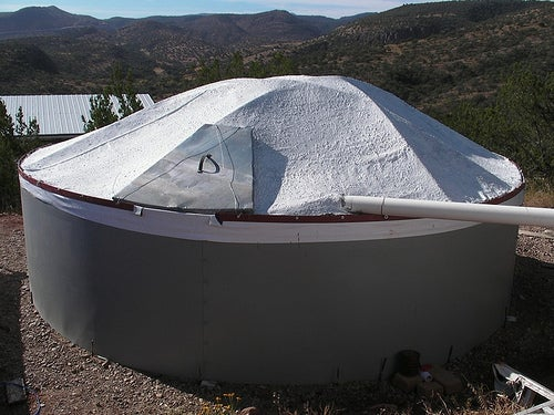 How To Build A 6000 Gallon Water Tank 11 Steps With