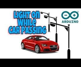 Smart Street Light Using Ir Sensor With Arduino