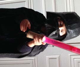 Darth Vader Costume From Multiple I'bles (incl. Mine and My Mum's ;-)