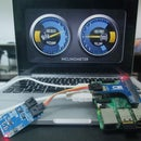 3-Axis Accelerometer, ADXL345 with Raspberry Pi using Python