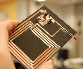 RFID Reader Detector and Tilt-Sensitive RFID Tag