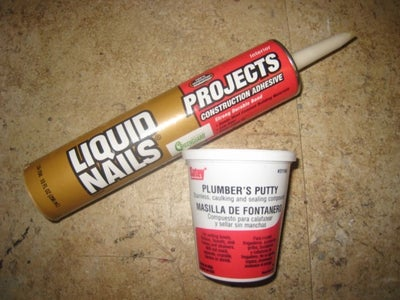 How to Reseal Open Caulk/Adhesive/Silicon Tube