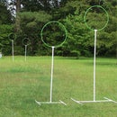 Easy Quidditch/Kidditch Hoops for Under $40