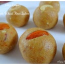 Wheat Flour Ladoo With Coconut   Atta Ladoo Recipe
