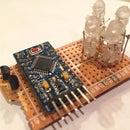 2x2x2 RGB Cube (Arduino)