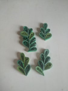 Making of the Second Components (leaves)