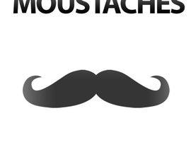 10 unusual uses for moustaches