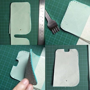 Aligning the Stitch Marks